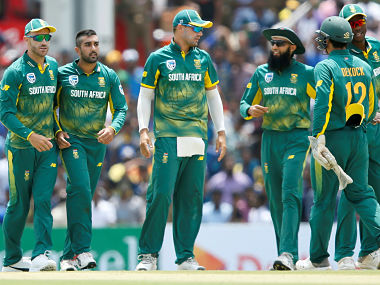 The Proteas are yet to reach the summit clash of the World Cup. Reuters