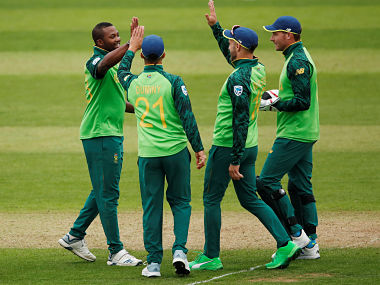 South Africa beat Sri Lanka by 87 runs in the World Cup warm-up match. Reuters