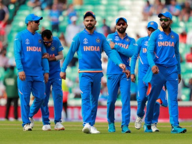 India were handed a six-run defeat in their first warm=up match ahead of World Cup 2019. Reuters