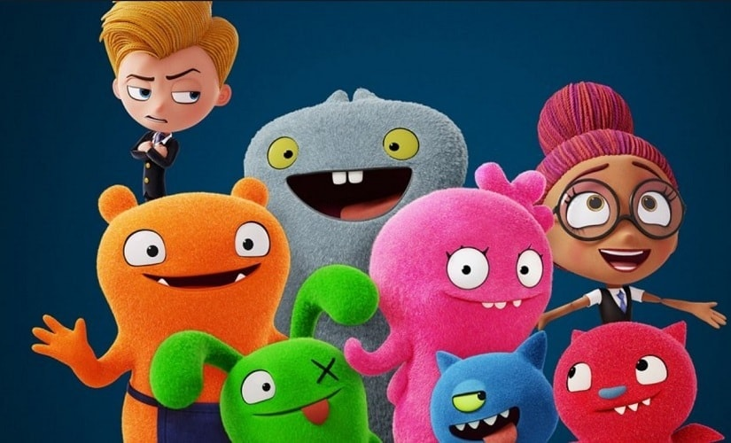 UglyDolls movie review Unremarkable animation inconsistencies render this musical nearly unwatchable