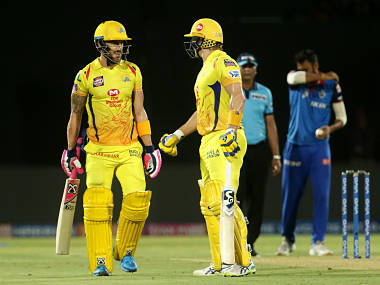 Half-centuries from openers helped Chennai Super Kings post a six-wicket win over Delhi Capitals in IPL Qualifier 2. Sportzpics