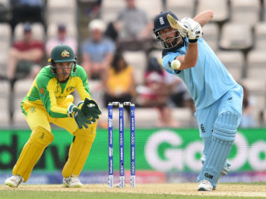 Vince is likely to get a look-in in case of an injury to one of England's frontline batsmen. AFP
