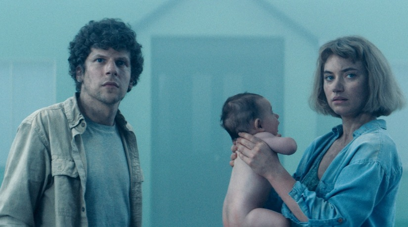 Vivarium review Imogen Poots Jesse Eisenberg are trapped in an endless suburban nightmare