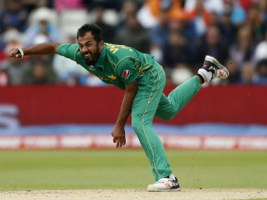 File image of Pakistan pacer Wahab Riaz. Reuters