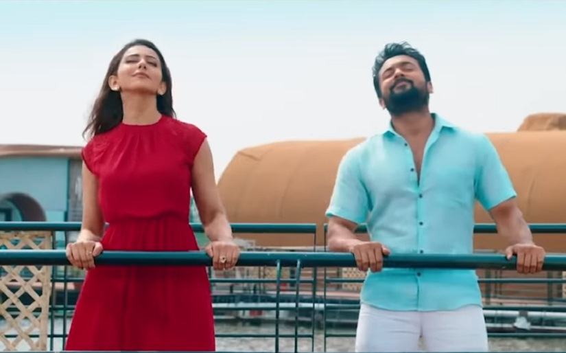 NGK music review Yuvan delivers an adequately punchy soundtrack for Suriyas political thriller