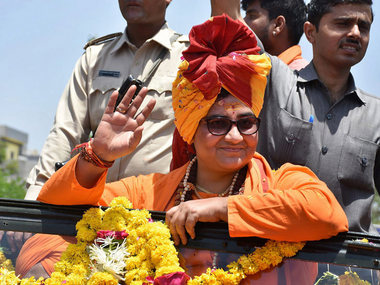Opposition is using killing power Pragya Singh Thakurs statement is embarrassment for BJP time party took stern action against her