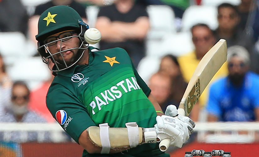 Imam-ul-Haq and Fakhar Zaman poured water over the fire the hosts intended to unleash. AFP