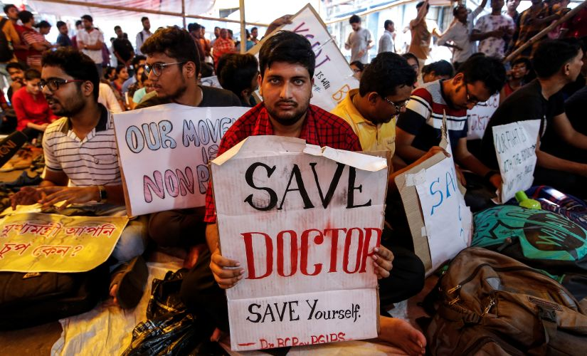 Doctors strike West Bengal already has laws to deter violence against medicos Mamataled govt needs to implement them