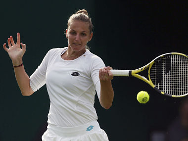 Birmingham Classic Karolina Pliskova suffers defeat against twin sister Kristyna Ashleigh Barty off to winning start