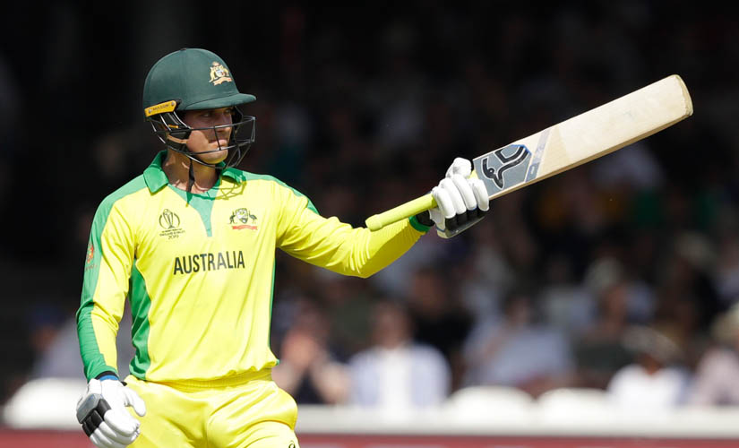 Alex Carey finished with 375 runs in 10 matches at the World Cup, averaging an impressive 62.5 while scoring at a rate of 104.16. AP