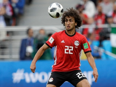 Africa Cup of Nations 2019 Banned striker Amr Warda recalled by Egypt after players demand reprieve