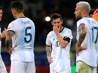 Copa America 2019 league stage takeaways Struggling Argentina tournaments unpredictability and missing youngsters
