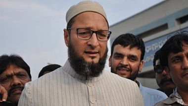Asaduddin Owaisi hits out at Centres move to slash corporate tax says rob the poor reward the rich