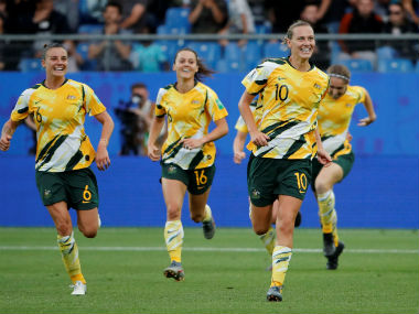FIFA Womens World Cup 2019 Australia fight back from two goals down to stun Brazil and keep tournament hopes alive
