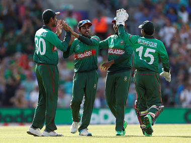 Bangladesh would be looking to end on a high with a win over Pakistan. Reuters