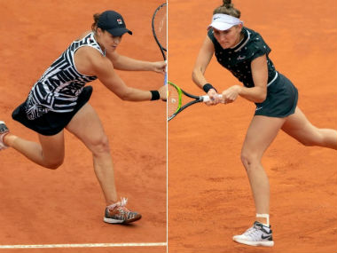 French Open 2019 Ashleigh Bartys robustness meets teen Marketa Vondrousovas bigmatch mettle in womens singles final