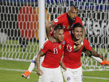 Copa America 2019 Eduardo Vargas scores brace as Chile begin title defence with emphatic win over Japan