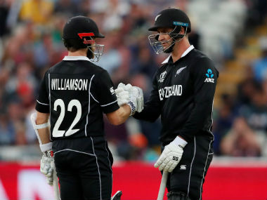 Kane Williamson and Colin de Grandhomme guided Kiwis to win. Reuters