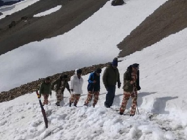 ITBP DG visits Lipulekh pass ahead of Kailash Mansarovar pilgrimage requests visitors to keep mountains clean