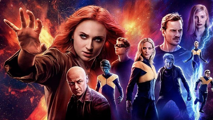Dark Phoenix movie review Sophie Turner starrer collapses under its own weight ends XMen series on underwhelming note