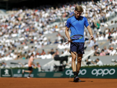 French Open 2019 David Goffins performance against Rafael Nadal is a source for hope for himself as well as the field