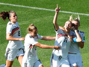 FIFA Womens World Cup 2019 Germany move into quarterfinals with win over Nigeria Norway sink Australia in shootout