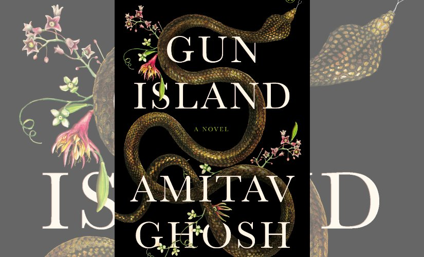 Amitav Ghosh talks three new projects thinking in visual terms and the interplay of capitalism imperialism