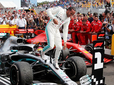French Grand Prix Dont blame me for boring races says Lewis Hamilton after another F1 procession