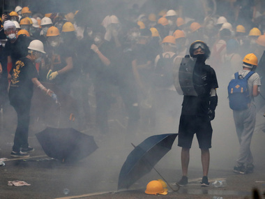 Hong Kongs embattled leader Carrie Lam suspends divisive extradition bill after massive protests