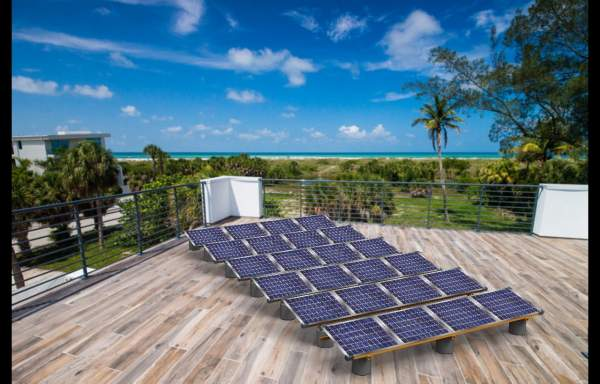 Creating the housing projects of tomorrow through solar panels