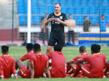 Intercontinental Cup 2019 After trials and reality check Igor Stimac must look to give his best India side a go against Syria