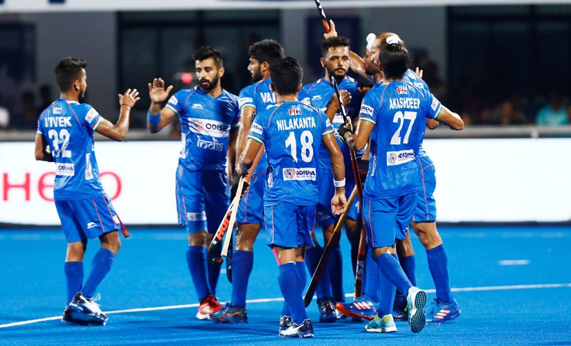 FIH Series Finals 2019 Varun Kumar Harmanpreet Singh blitz robs game of drama as India coast to victory over South Africa