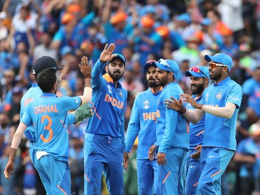India eased to a win against five-time winners Australia in their last match. AP