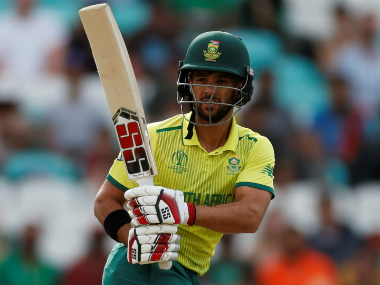 JP Duminy has had a lukewarm World Cup himself, both with bat and ball. Reuters