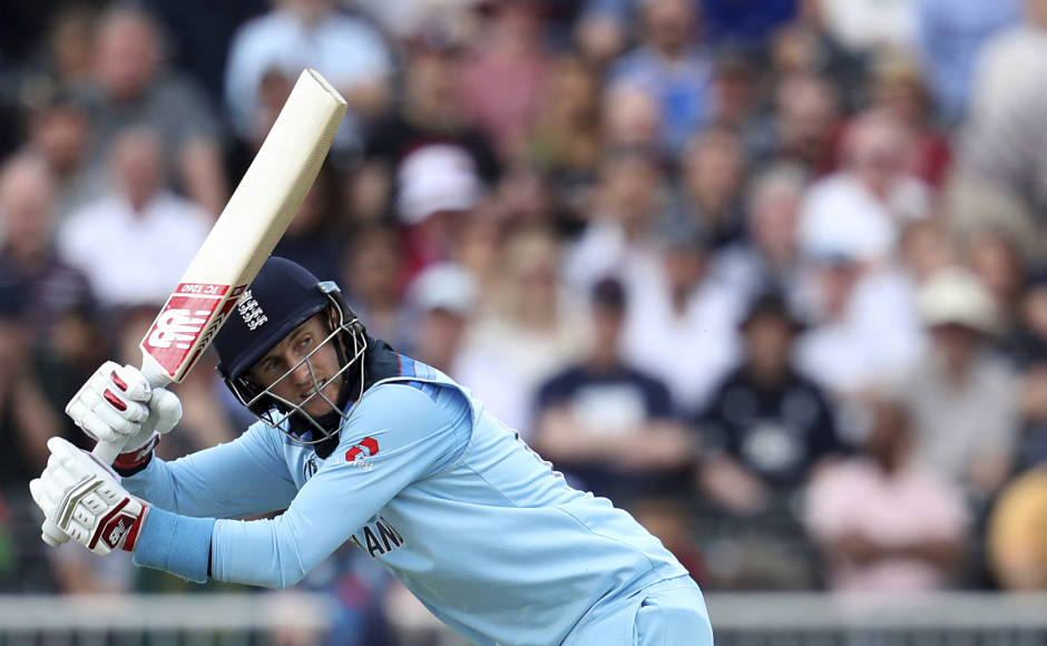 Just like Bairstow, Joe Root missed out on a century. But his knock of 88 was equally important as the hosts cruised to a massive total of 397. AP