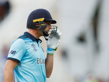 Jos Buttler suffered the hip injury in the match against Bangladesh. Reuters