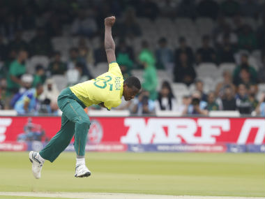 Rabada's poor form has been one of the major reasons for South Africa's poor run. AP