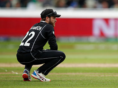 Cricket - ICC Cricket World Cup - New Zealand v Pakistan - Edgbaston, Birmingham, Britian - June 26, 2019 New Zealand's Kane Williamson looks on during the match Action Images via Reuters/Andrew Boyers - RC1CAA5C87D0
