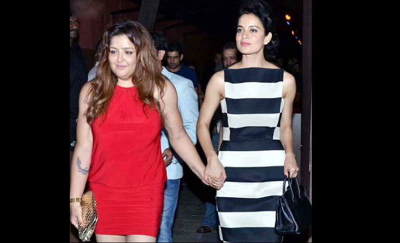 Sunaina Roshan confirms reaching out to Kangana Ranaut alleges father assaulted her physically