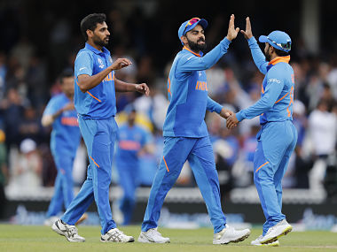 India will square off against Pakistan and start as overwhelming favourites. AP