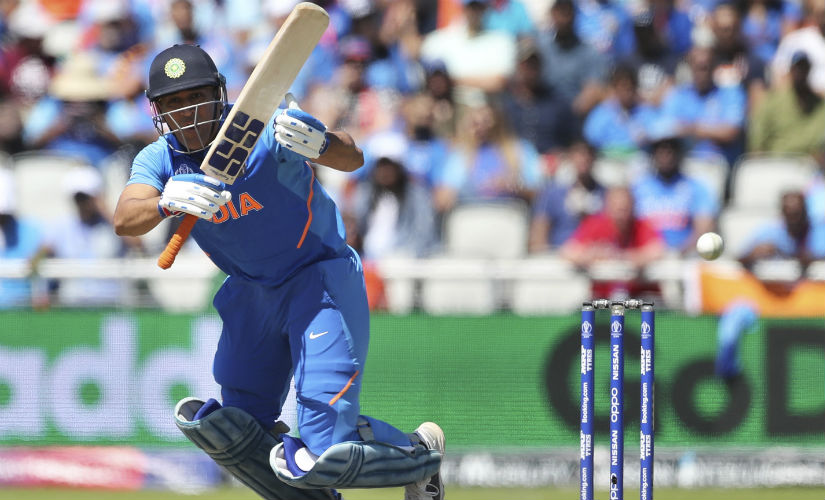 MS Dhoni's tendency to play too many dot balls may prove counterproductive for India. AP