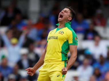 Marcus Stoinis picked up the injury in the match against India. Reuters