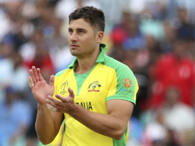 File image of Marcus Stoinis. AP