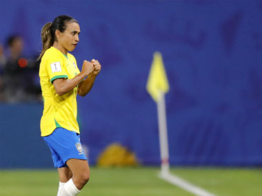FIFA Womens World Cup 2019 Cry at beginning smile at end Marta makes emotional Brazil plea after exiting in last16