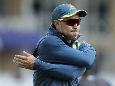 Maxwell blasted 32 runs off 10 balls in their 48-run victory against Bangladesh. AP