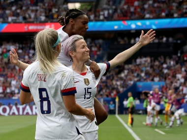 US Womens National Team granted class status in equal pay lawsuit against countrys football federation