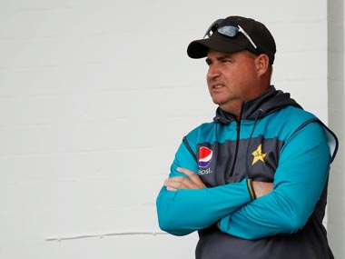 File image of Mickey Arthur. Reuters