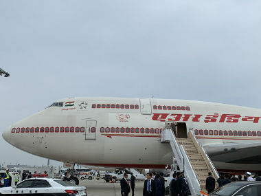 Narendra Modi leaves for India after concluding threeday visit to Japan for G20 summit