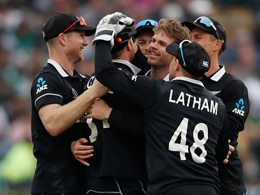 New Zealand will look to join Australia in the ICC Cricket World Cup semi-finals. Reuters