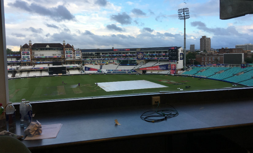 Australia beat Sri Lanka at The Oval on a day that saw the London weather oscillating between sunny and overcast. Image courtesy: Geoff Lemon
